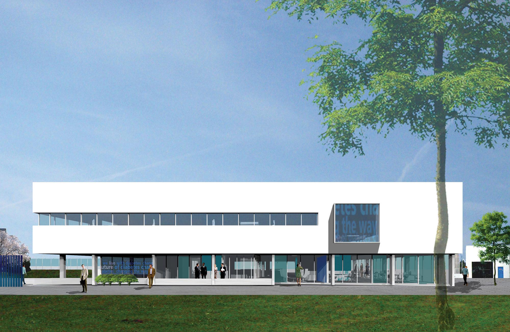 Ny administrations-bygning NOVO-NORDISK – Hjørring