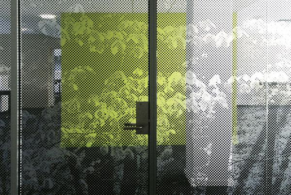 Grafisk udsmykning Hjørring Rådhus