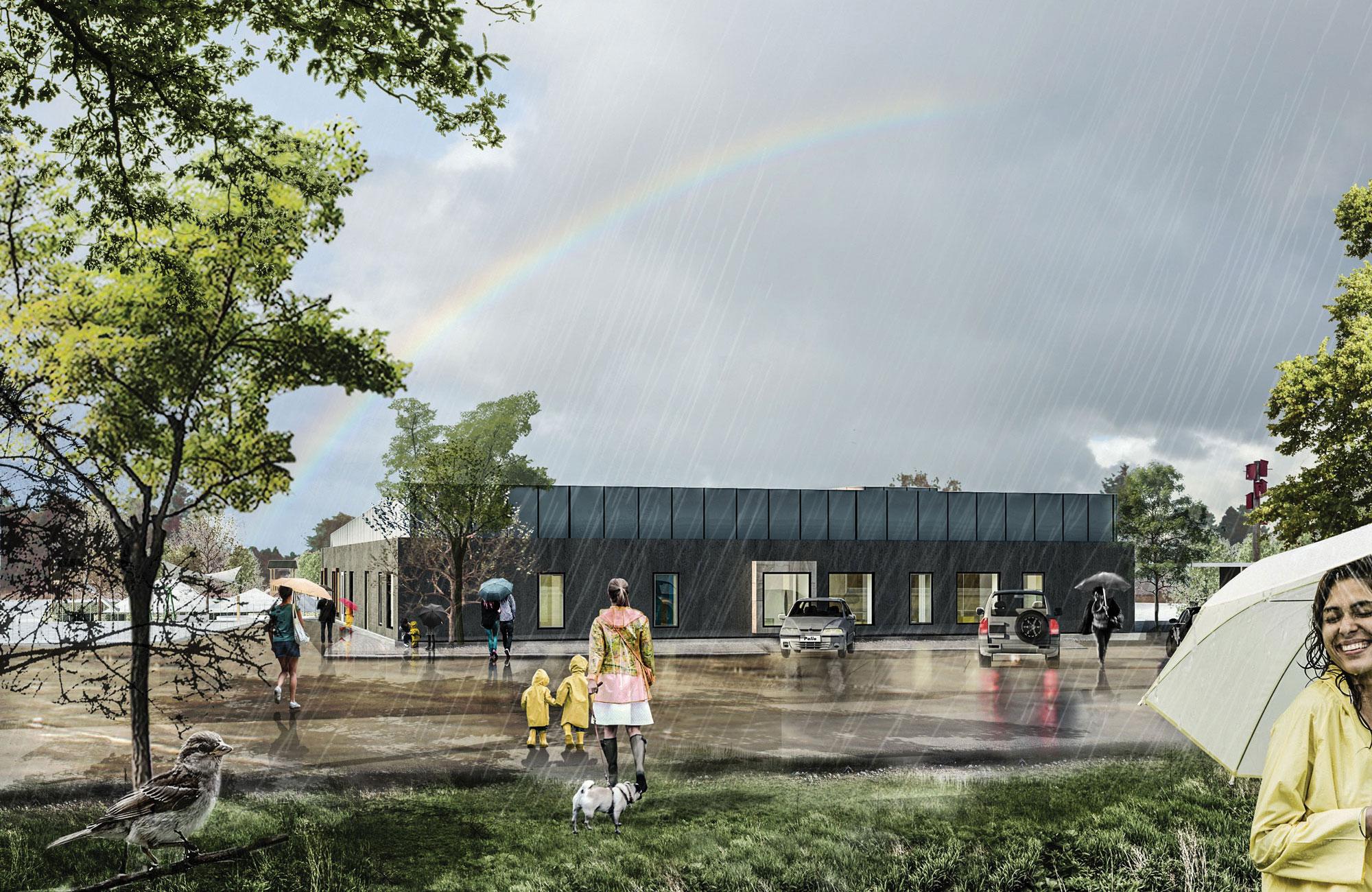 Ny børnehave i Klarup
