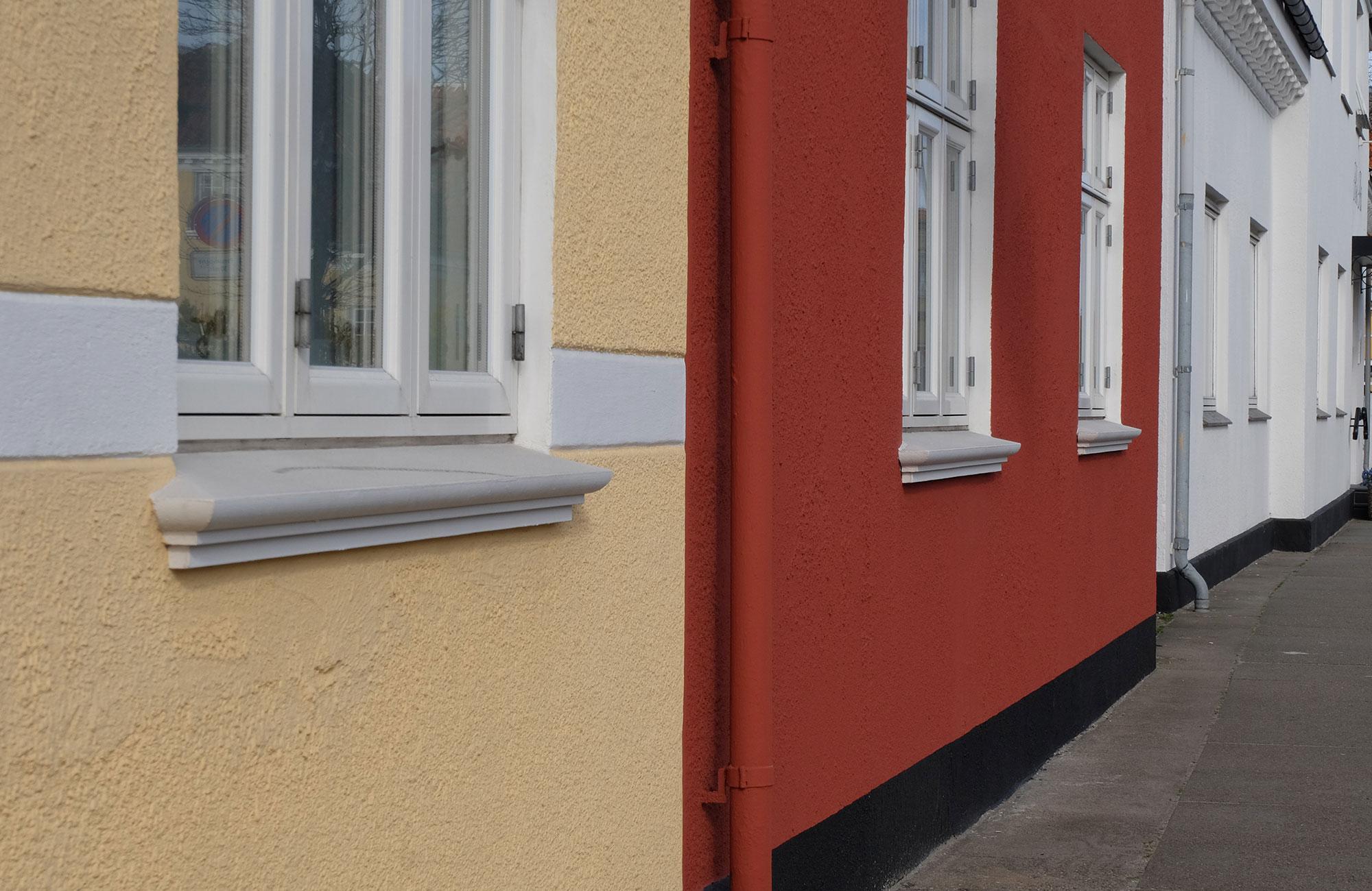 Farvesætning – Hotel Petit, Skagen