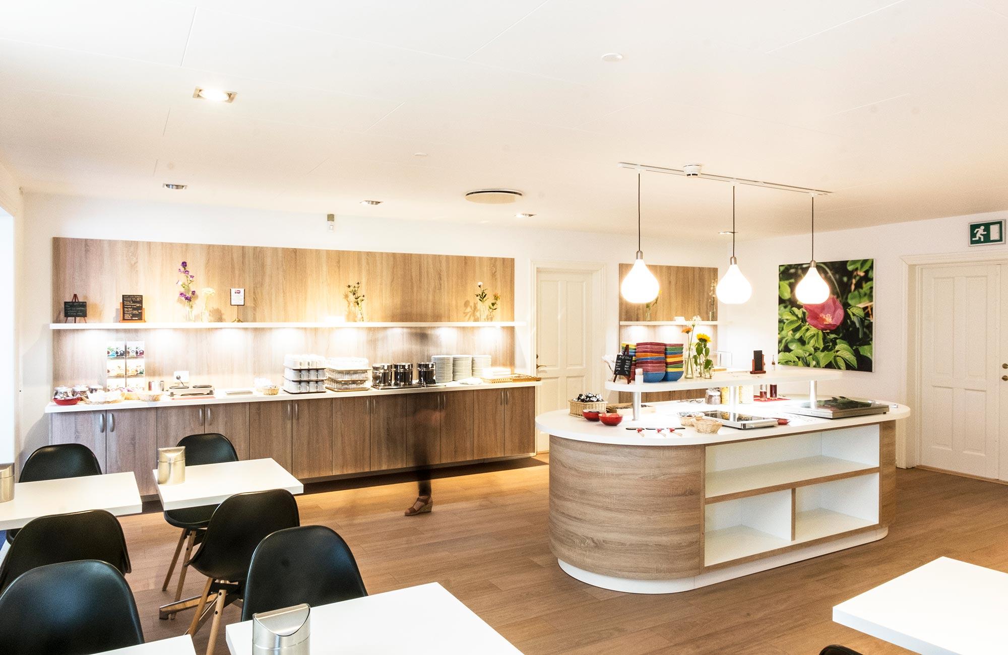 Hotel Petit, Skagen – Morgenmadsrestaurant