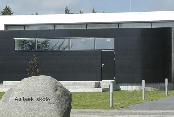 Udvidelse af Aalbæk Skole
