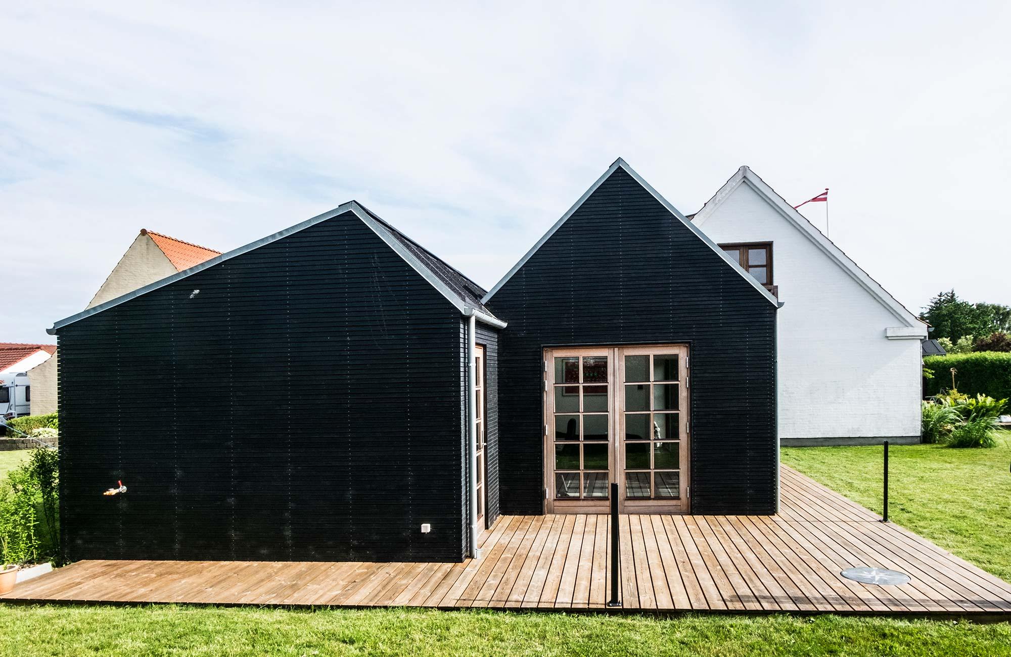 Udvidelse af privat villa – Aalbæk